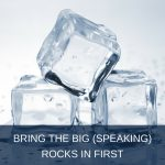 Big (Speaking) Rocks