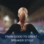 Speaker Style