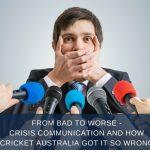 Crisis Communication Speaker